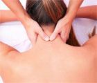 Шейный массаж